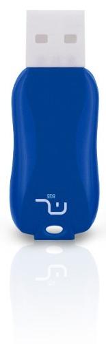 Pen Drive Multilaser Titan Azul 8gb