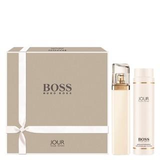 Estojo Boss Jour Pour Femme Hugo Boss Eau de Parfum Feminino 75 Ml