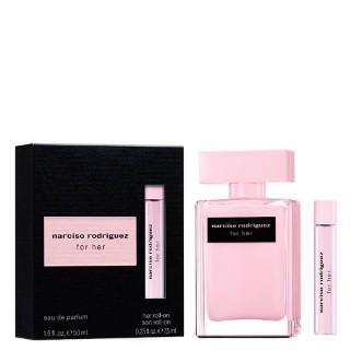 Estojo For Her Narciso Rodriguez Eau de Parfum Feminino 50 Ml