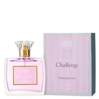 Perfume Madame Charmant Christopher Dark Eau de Parfum Feminino 100 Ml