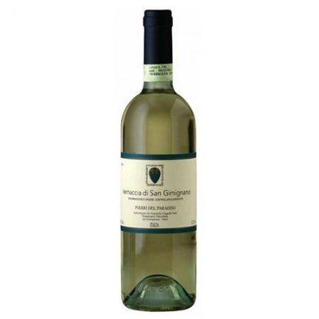 Vinho Poderi Del Paradiso Vernaccia Branco 750ml -