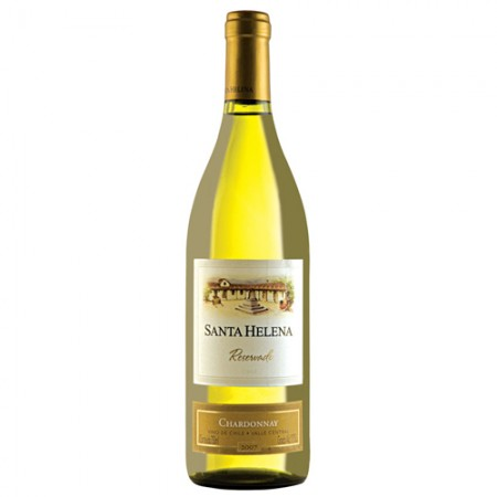Vinho Santa Helena Reservado Chardonnay 750ml -