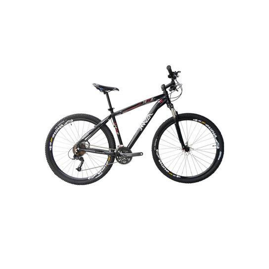 Bicicleta Mazza Ninne T17 Hidráulico Aro 29 Susp. Dianteira 30 Marchas - Preto