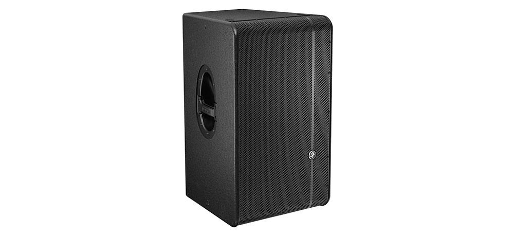 Caixa Acústica Mackie Amplificada 1600 W Rms Hd1521
