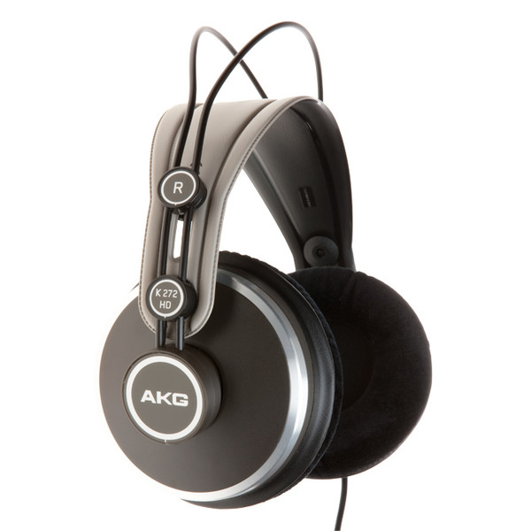 Fone de Ouvido Headphone Profissional Hd Leve Akg K272