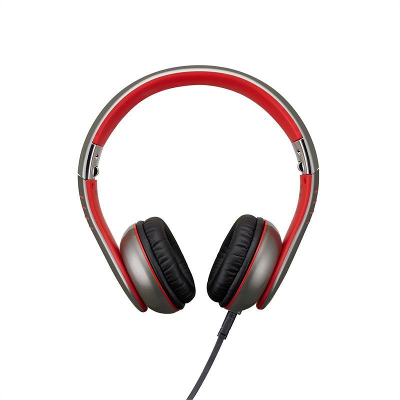 Fone de Ouvido Headphone Profissional Dj Vermelho Casio Xwh3