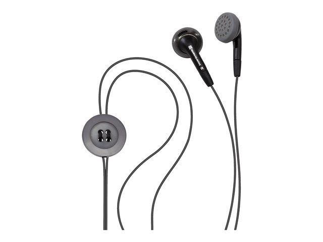 Fone de Ouvido Intra-auricular Dynamic Botão Preto Beyerdynamic Dtx11ie