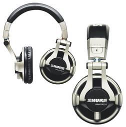 Fone de Ouvido Headphone Dj Preto e Prata Ahead Sports Sarh750