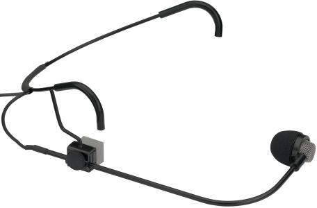 Microfone Headset Mini Xlr Cm311l Crown