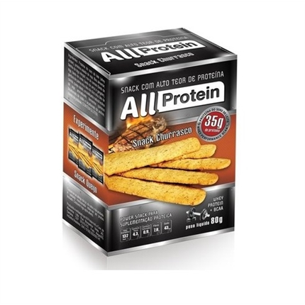 Snack Proteico - 80g All Protein