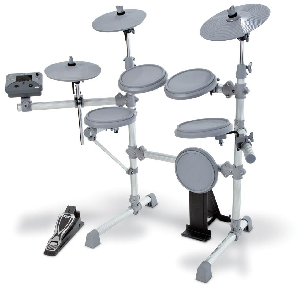 Bateria Eletrônica Kat Percussion Kat 1 Branca