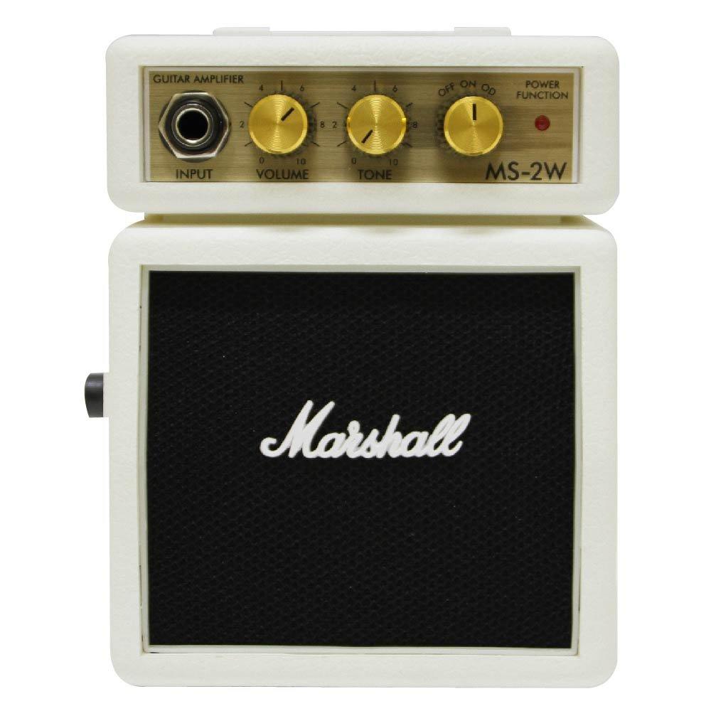 Caixa Acústica Marshall Amps Amplificada 1 W Rms Ms2we