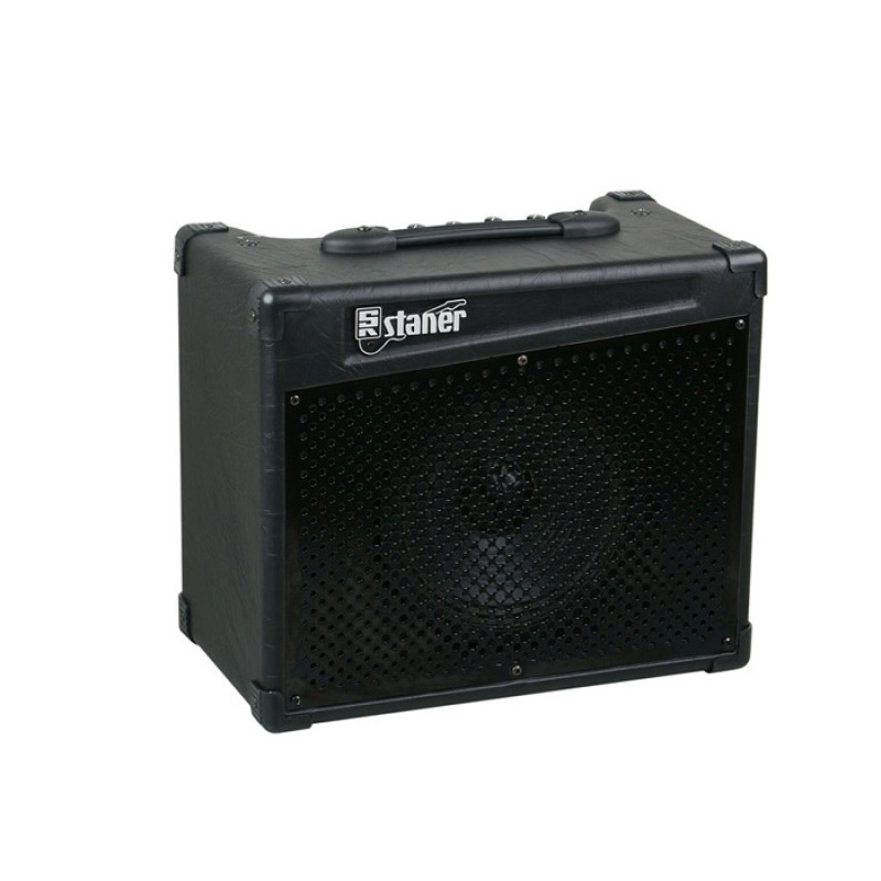 Caixa Acústica Staner Cubo 30 W Rms Shout 50g