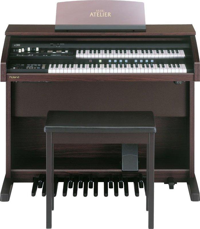 Órgão At100 Atelier 130 Teclas Roland