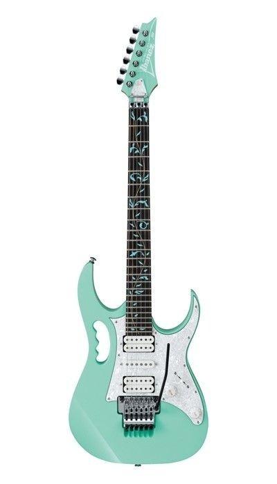 Guitarra Ibanez Jem70 Verde