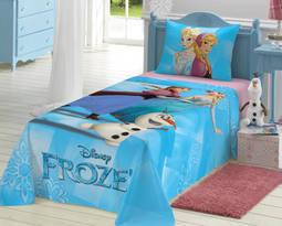 Jogos de Cama Lepper Home Infantil 3 Peças Frozen