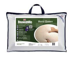 Travesseiro Dunlopillo Basic Queen 100% Algodão 50x70cm