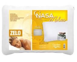 Travesseiro Zelo Molas 100% Espuma 100% Viscoelástico 42x62cm