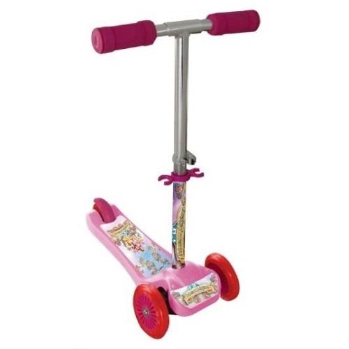 Patinete Zoop Toys Princesas Mágicas Rosa Zp00103
