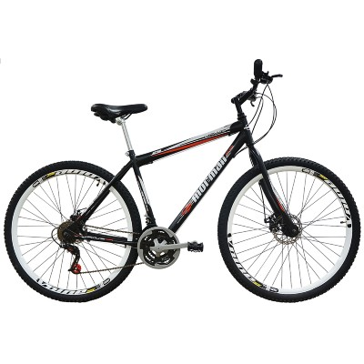 Bicicleta Mormaii Jaws Aro 29 Rígida 21 Marchas - Preto