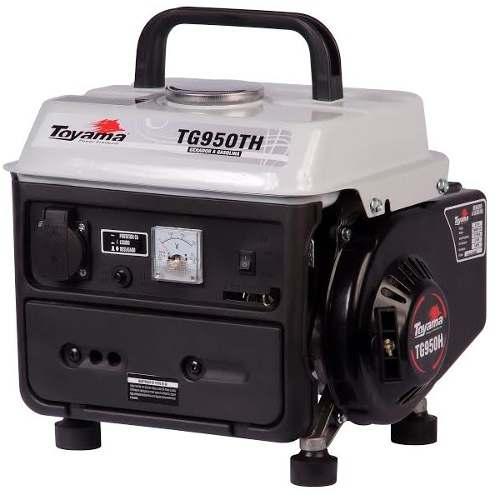 Gerador de Energia Gasolina 950w Toyama Monofásico 220v - Tg950th