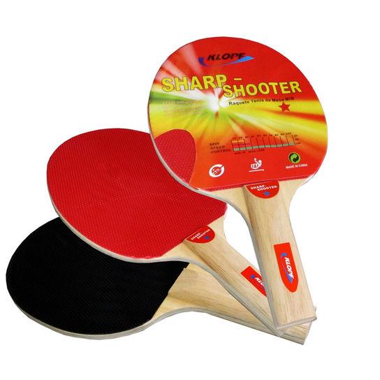 Jogo de Ping-pong/tênis de Mesa Sharp Shooter M/b Klopf