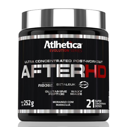 After Hd 252g Atlhetica Nutrition