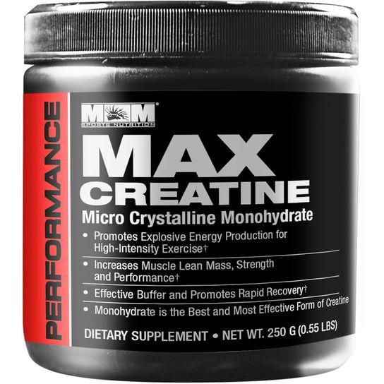 Max Creatine - 250g Max Muscle