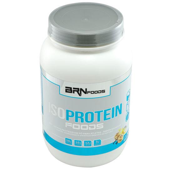 Iso Protein Foods 900g Morango Br Nutrition Foods