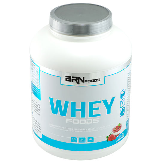 100% Whey Foods 2kg Br Nutrition Foods