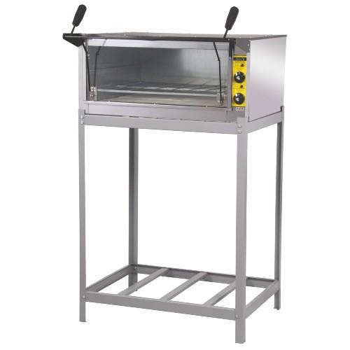 Forno Industrial Elétrico Guilhotina 45x60 Metalmaq - 220v