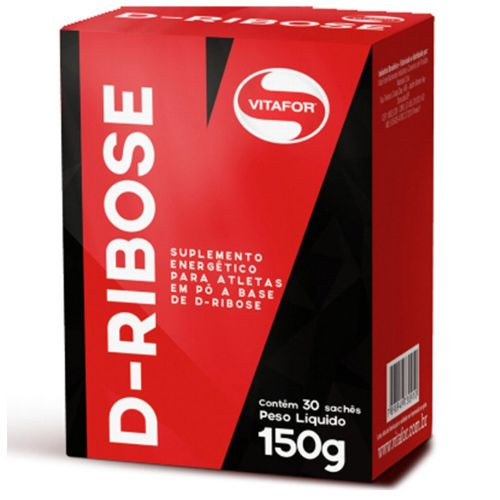 D-ribose 30 Unidades Vitafor