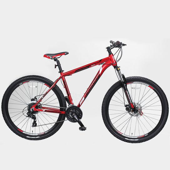 Bicicleta Gonew Endorphine 6.3 T19 Aro 29 Susp. Dianteira 24 Marchas - Vermelho