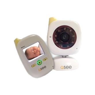 Babá Eletronica Qsee Com Câmera e Monitor Qb1000-1