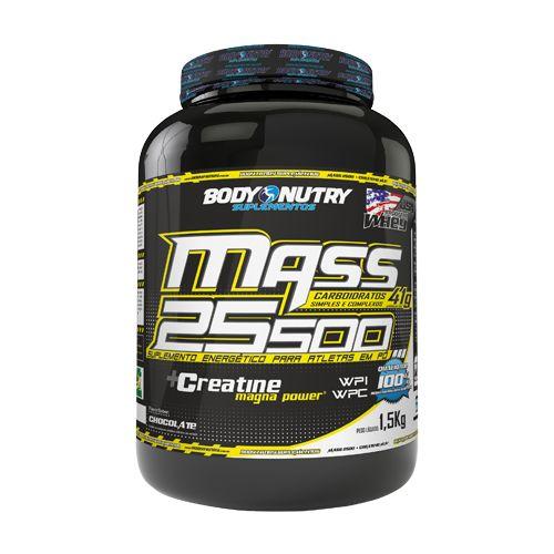 Mass 25500 1,5kg Body Nutry