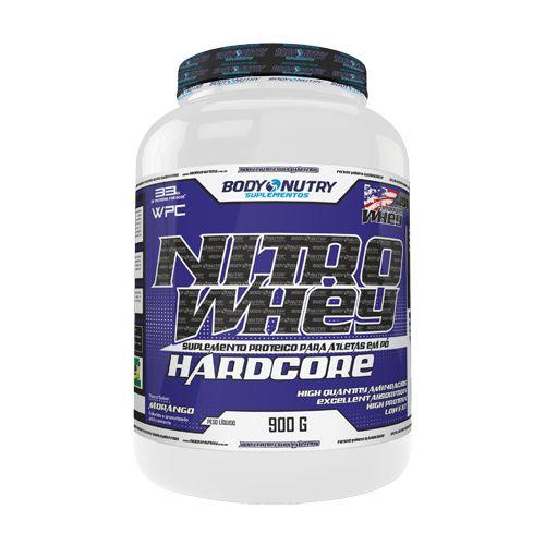 Nitro Whey Hardcore 900g Body Nutry