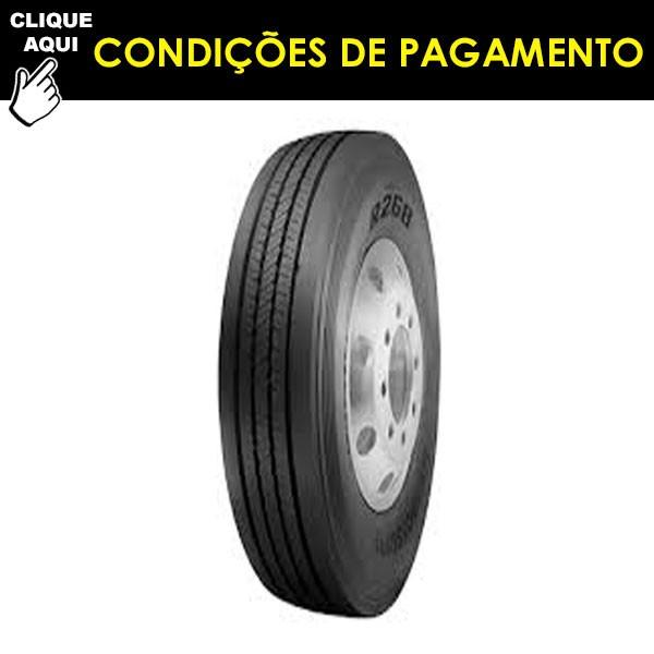 Pneu Bridgestone R268 Liso 295/80 R22,5