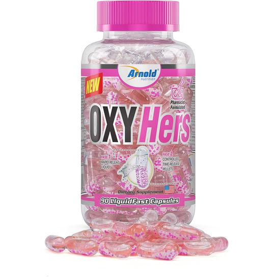 Oxyhers 90 Cápsulas Arnold Nutrition