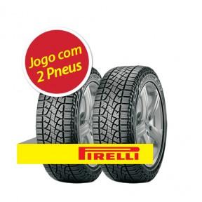 Pneu Pirelli Scorpion Atr 245/70 R16 111t - 2 Unidades