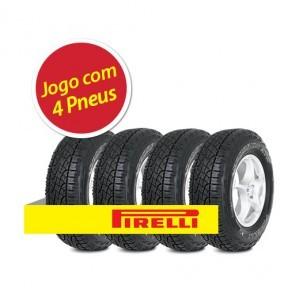 Pneu Pirelli Scorpion Atr 265/60 R18 110h - 4 Unidades