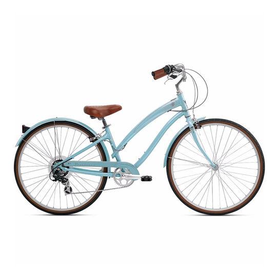 Bicicleta Nirve Starliner Aro 700 Rígida 7 Marchas - Azul