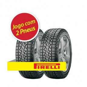 Pneu Pirelli Scorpion Atr 255/60 R18 112t - 2 Unidades