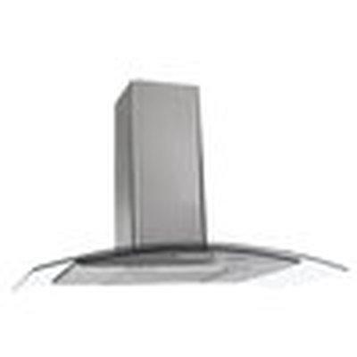 Coifa de Parede Nardelli 80 Cm Curvo Inox - 110v - Com Vidro - 50011520
