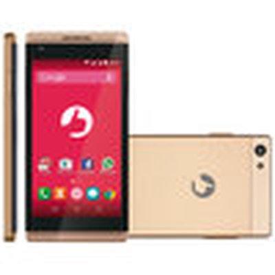 Celular Smartphone Positivo S455 Dourado Oi - Dual Chip