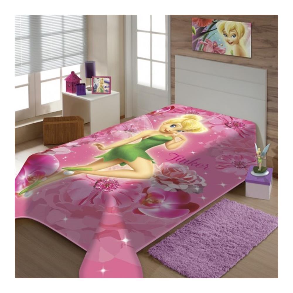 Cobertor Infantil Sininho Jolitex Ternille