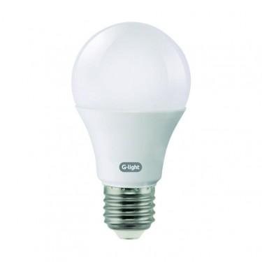 Lâmpada G-light Led A60 10w 6000k Autovolt E27 - Branca - A60-led-e27-10-60-3b