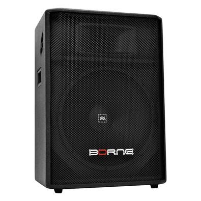 Caixa Acústica Borne Passiva 250 W Rms Hg500p