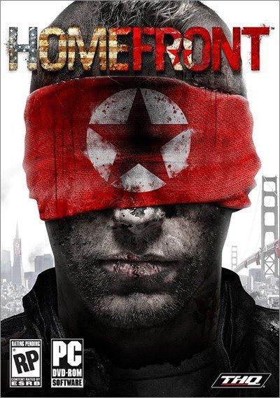Jogo Homefront Thq - Pc