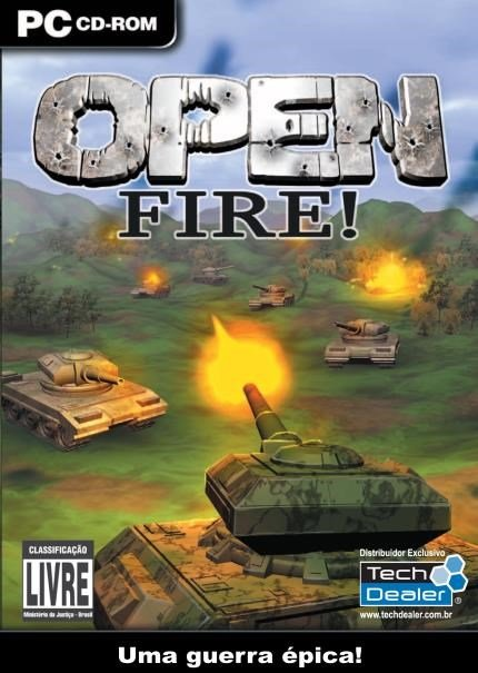 Jogo Open Fire Tech Dealer - Pc