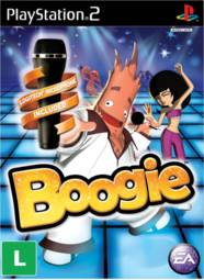 Jogo Boogie - With Microphone - Playstation 2 - Ea Games
